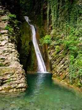 Водопад Чудо - Красотка
